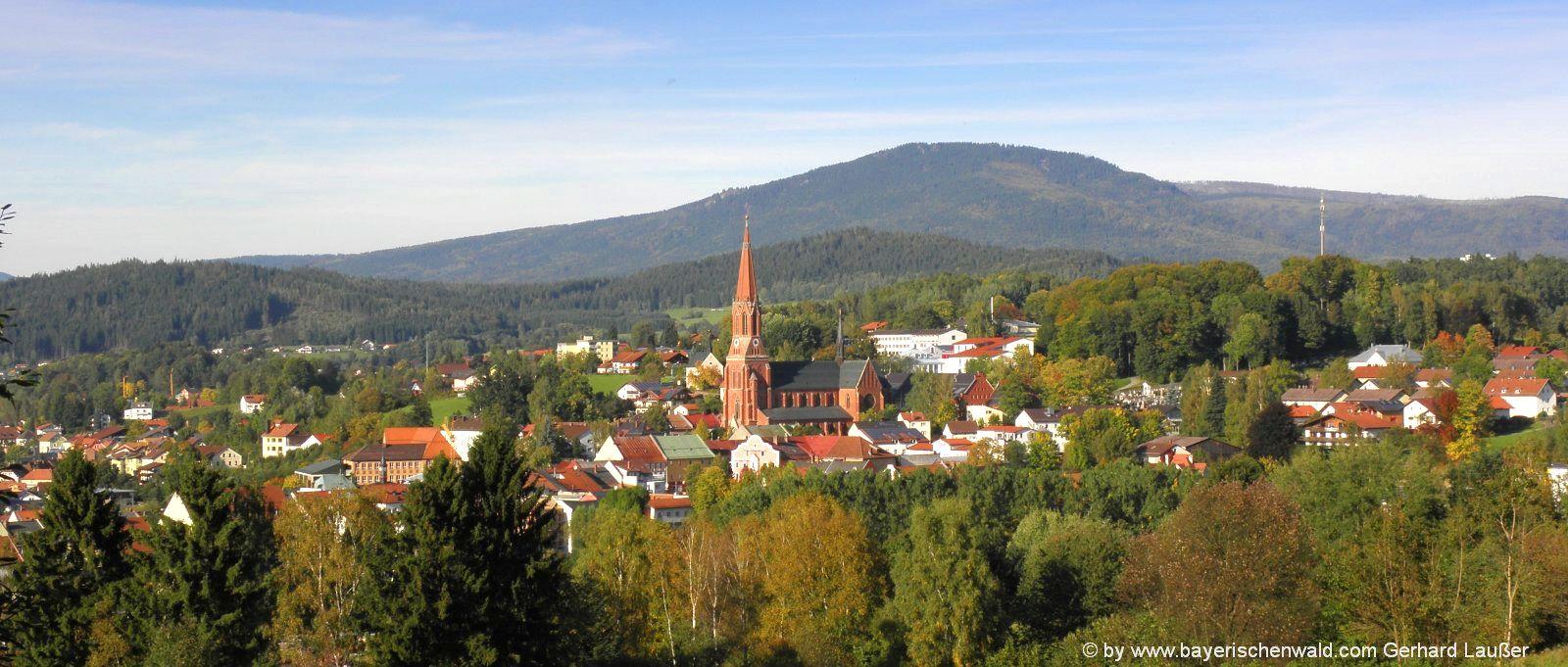 Bayerischer Wald Chalets