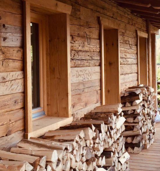 Falkensteiner Romantikhütte